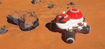 Drones - Surviving Mars Wiki